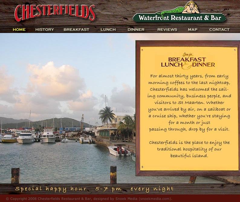 Chesterfields Restuarant